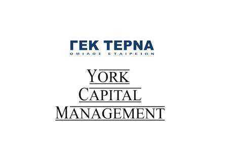 Image result for york capital