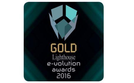 6c9fd31544ba You.gr  Τριπλή βράβευση στα Lighthouse E-volution Awards 2016 - EMEA.gr