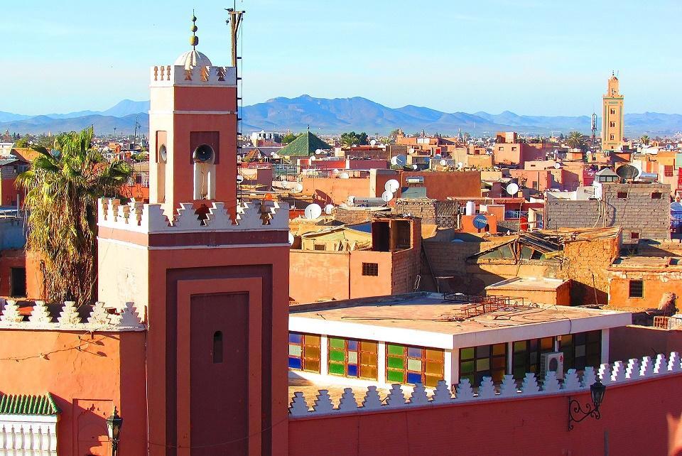 Marrakech Marroco