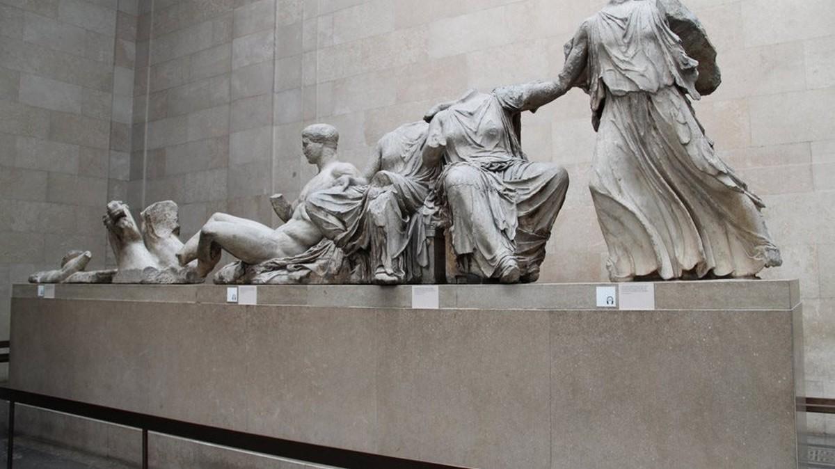 Πρόστιμο στο Βρετανικό Μουσείο αν δεν επιστραφούν τα μάρμαρα του Παρθενώνα  στην Ελλάδα!